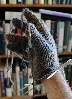 Glove, Forever Unfinished