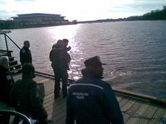 Police Divers in the Potomac