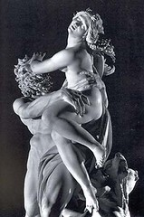 Persephone by Bernini
