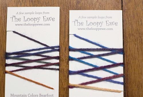 Loopy Ewe Swag