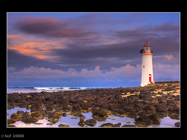 Griffiths Island Lighthouse, Port Fairy