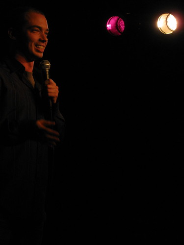 Nick Vatterott at Chicago Underground Comedy Dec. 9, 2008