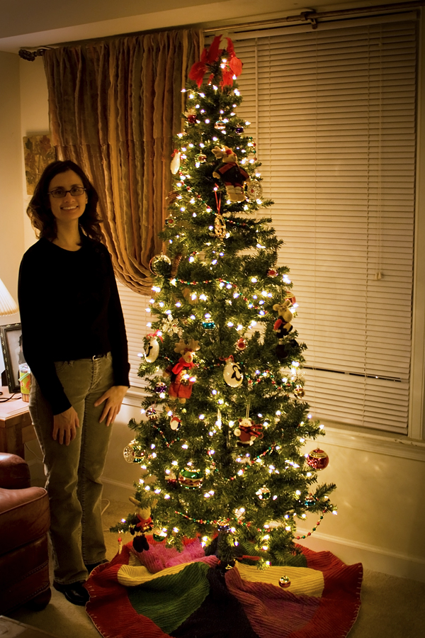 Her Side of the Tree