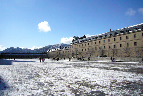 La Lonja nevada