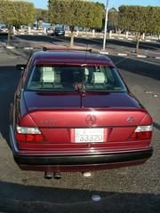 Red HoT Mercedes 500E (q8500e) Tags: red hot silver mercedes benz cool nice towers sl mercedesbenz kuwait mb rare q8 gtg w124 sl500 e500 eclass germanmade 500e q8i w129 q8500e
