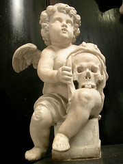 belgian cherub 2003 (jimmy now lives in sun city) Tags: church death cherub marble