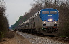 The Northbound Amtrak