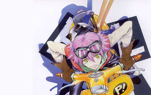 FLCL 001 (by yukiruyu)