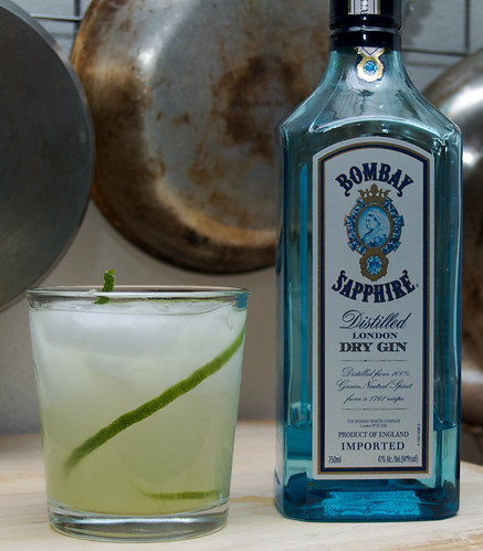 Visual Experiment: The Gin Rickey
