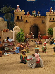 Beln 2008_019 (In Ictu Oculi) Tags: roma navidad sevilla maria jose jesus granada belen pesebre alborox