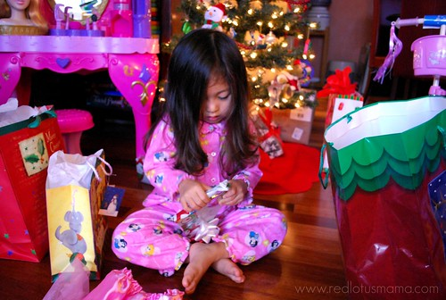 opening another gift