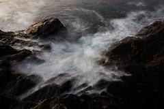 Elements-2 (Sprengstoff72) Tags: sunset sea water norge rocks slowshutter jul desember 2008 kyst svaberg ygarden hellesy bildekritikk