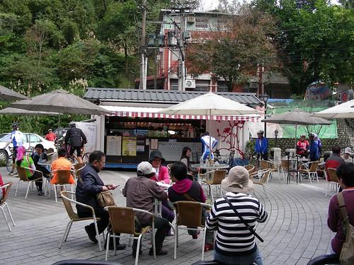 石碇-廣場