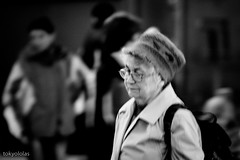 another journey (tokyololas) Tags: city people urban munich candid mnchenhauptbahnhof canon40d munichcentralstation tokyololas