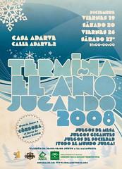 Termina el Año Jugando 2008
