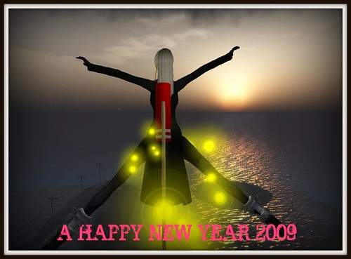 A HAPPY NEW YEAR 2009