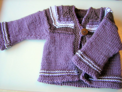 K's Sweater, front
