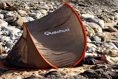 "Quechua (aka ""Happy feet""! :p)"
