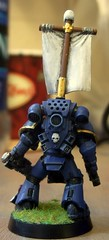 CTD WH40K Space marine Tactical Squad /5 [comp]