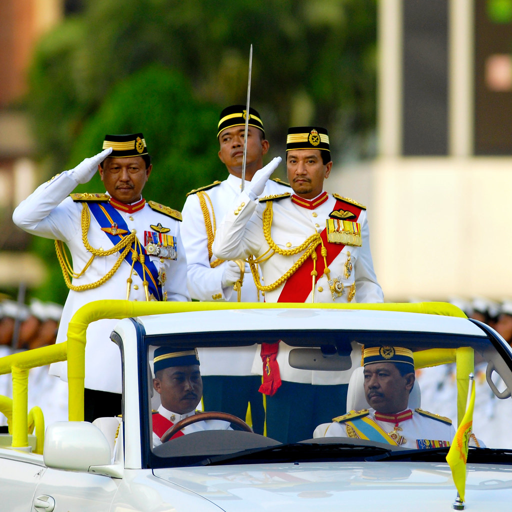 Malaysia King Birthday