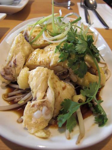 Hainanese Chicken @ Rasa Sayang
