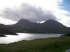 Suilven Mountain (Niseag) Tags: mountain scotland sutherland suilven kylesku