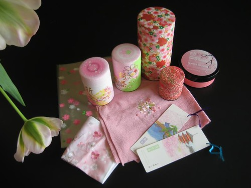 My sakura 'collection'