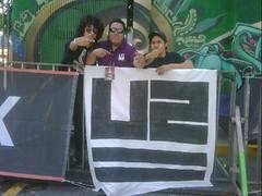 Fans en el U2 Camp - Estadio Azteca 42