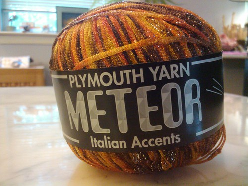 Yarn for tank S338