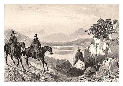 003-Campesinos de los alrdedores de Valparaiso y Santiago-Journal de la navigation autour du globe… 1837-Barón de Bouganville-fuente BOTANICUS
