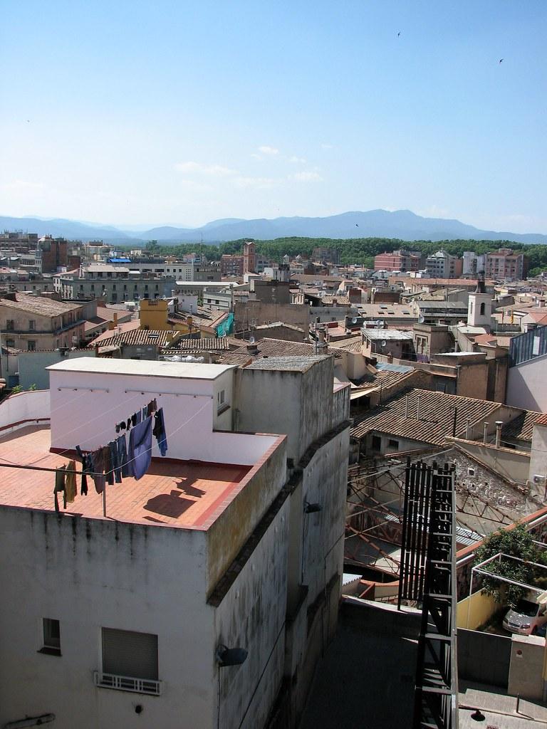 Вид с городской стены