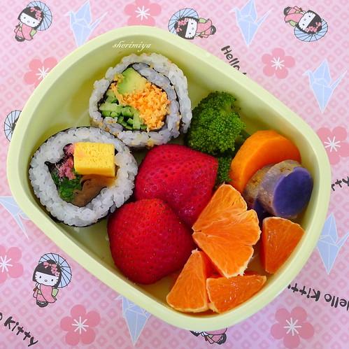Sushi Bento by sherimiya ♥