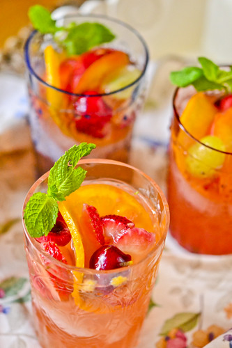 White Sangria | Full Fork Ahead