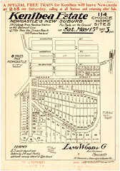 M1602 - Kenibea Estate Subdivision Plan, May 15th 1920. (Cultural Collections, University of Newcastle) Tags: newcastle plan australia nsw newsouthwales 1920 lakemacquarie frithstreet hunterregion landsales kahibah waratahstreet burwoodstreet hamilonstreet subdivisionplans kenibeaestate redheadstreet hexhamstreet beathcrescent wallsendstreet northumberlandpermanentbuildinginvestmentlandandloansociety langwoodandco glebeavenue
