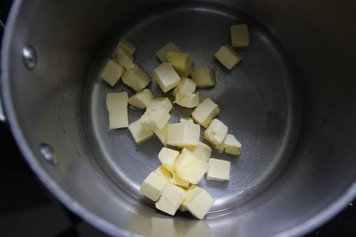 butter & water
