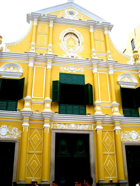 Macau St. Dominic's Church