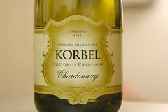 Korbel California Champagne, Chardonnay