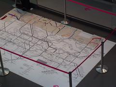 21st February 2008 (London Transport Museum) Tags: londontransportmuseum megamap 21stfebruary2008