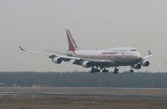 Air India 747-400
