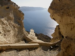 Agios Nikolaos (Klearchos Kapoutsis) Tags: church explore santorini greece megalochori   5photosaday superbmasterpiece sp550uz  photoexplore