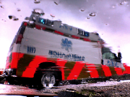Puddle Ambulance