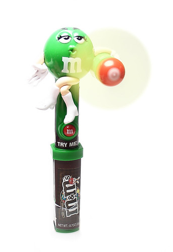 M&Ms Fan Toy
