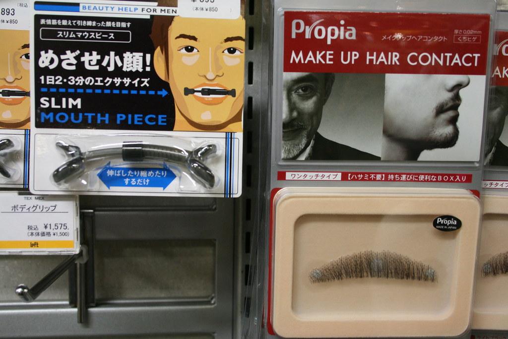 bigote postizo