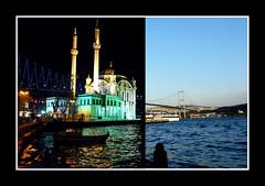 gece/gndz (kadraj) Tags: turkey trkiye istanbul trkei retouch turchia kadraj ortakycamii ortakymosque fotorafkraathanesi fotografca fotorafa gecegndz