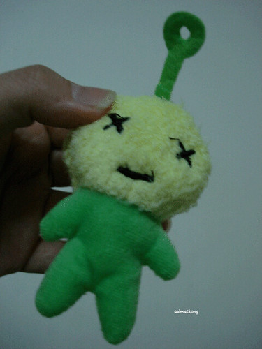 CJ7 Dead Toy / Doll / Plush