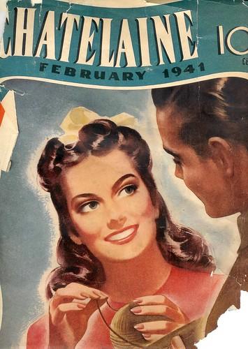 Battered Chatelaine 1941 (by senses working overtime)