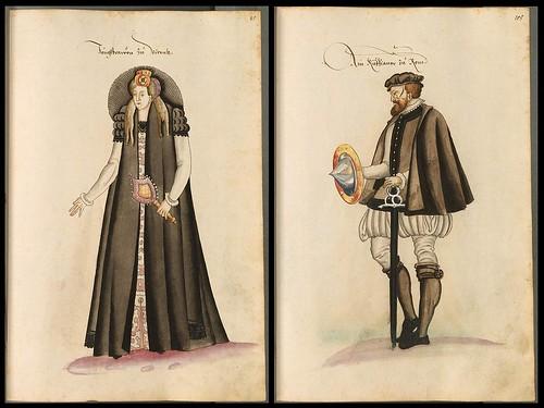 Italian costumes