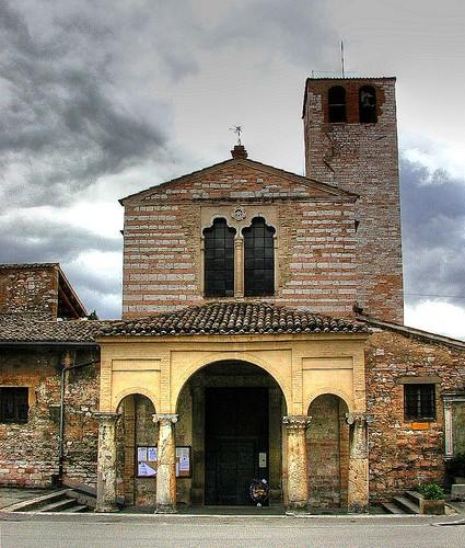 Chiesa di Santa Maria Infraportas di Foligno