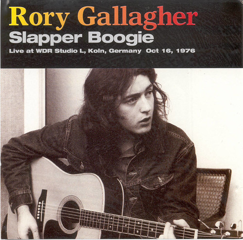 Blues legends radio Rory Gallagher Story (1967-94) 2496012905_758de1fe32