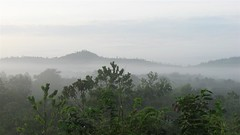 Lucky Valley #18 - Morning Mist In Lucky Valley. (ighosts) Tags: hiking malaysia jungletrekking